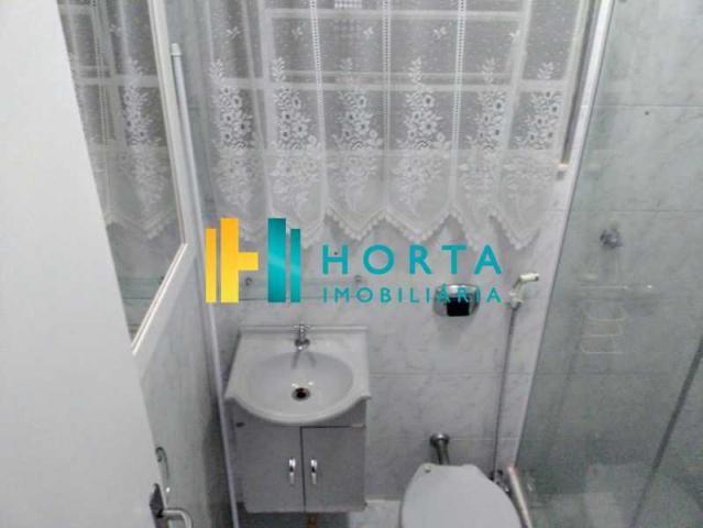 Apartamento à venda com 1 dormitórios em Copacabana, Rio de janeiro cod:CPAP11064 - Foto 6