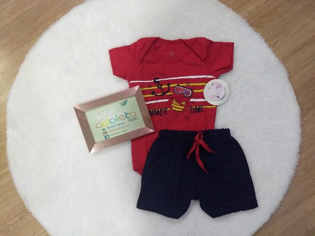 Conjunto baby infantil - Foto 5