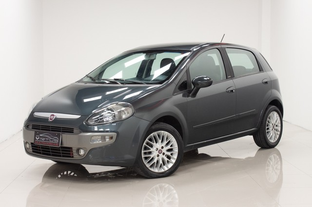 Fiat Punto Essence 1.6 16V (Flex) - Foto 3