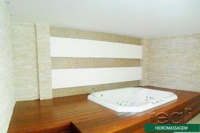 Apartamento à venda com 4 dormitórios em Porto das dunas, Aquiraz cod:RL613 - Foto 6