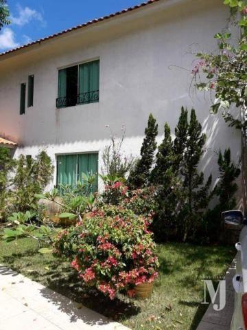 Casa com 6 dormitórios à venda, 245 m² por R$ 890.000,00 - Aldeia - Camaragibe/PE - Foto 4