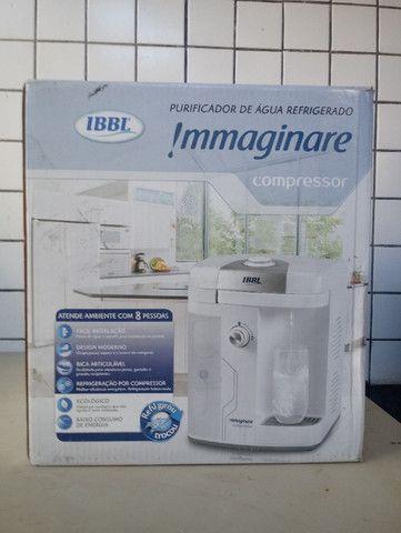Purificador e refrigerador de agua IBBL - Foto 3