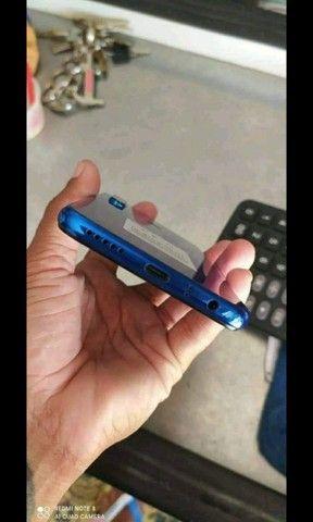 Smartphone Xiaomi Redmi Note 8 4RAM 128GB Tela 6.3 LTE Dual Azul - Foto 5