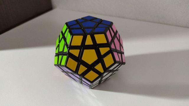 Cubo Mágico 12 Lados (Megaminx) + Brinde (Frete grátis)