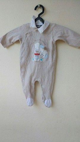 Macacão ursinho bebê
