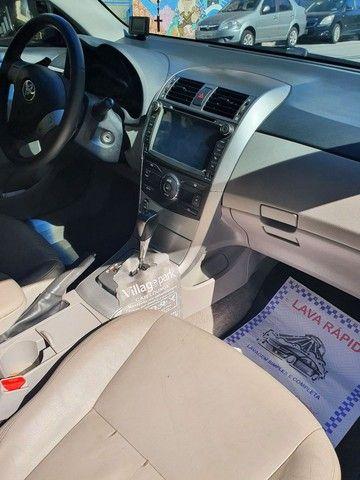 Corolla XEI flex Automático 2013 - Foto 17
