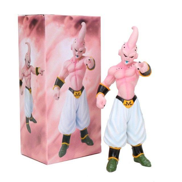Boneco Majin Booo Kid Buu Dragon Ball Z Gt Super 14 Cm