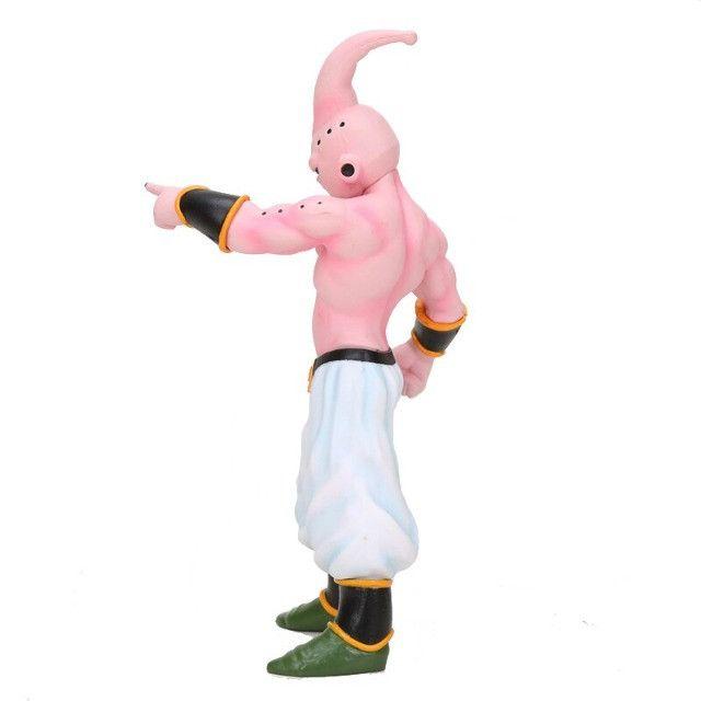 Boneco Majin Booo Kid Buu Dragon Ball Z Gt Super 14 Cm - Foto 4