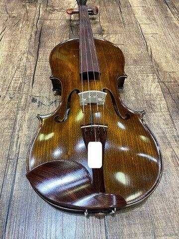 Viola De Arco Rolim brasil 4/4 madeira Araucaria Premium serie limitada Cavalo Marinho