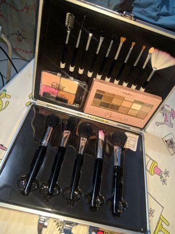 Maleta de pincel de maquiagem  - Foto 2