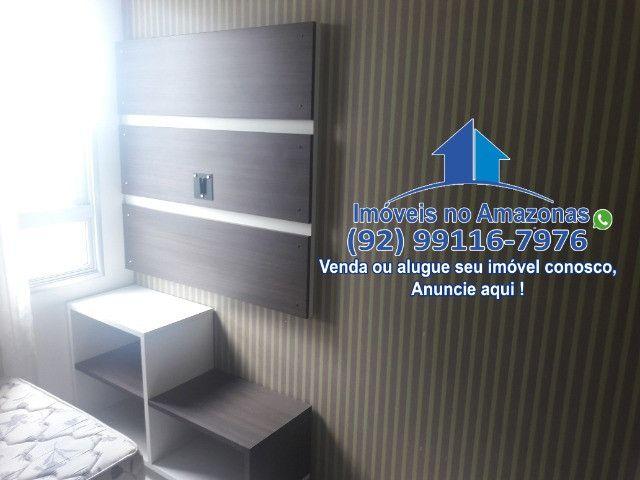 Salvador Dali (Adrianópolis): 03 quartos Mobiliado leia - Foto 2