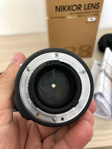 Lente Nikon 28 mm 1.8 - Foto 4
