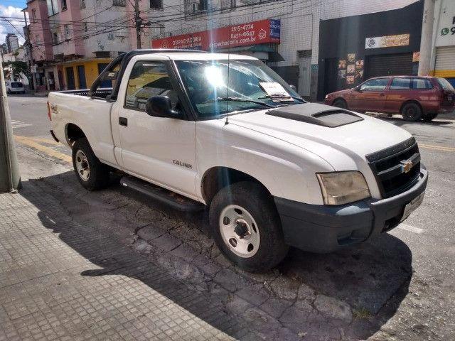 S10 Colina 4x4 Diesel 2011
