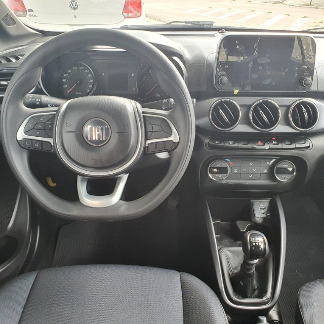 Fiat Argo Trekking Full 1.3 2021 com 6.000km - Foto 6