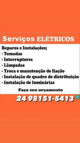 Eletricista de confiança o melhor da região  - Foto 4