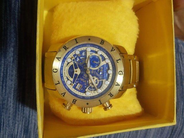 Relógio bvulgari original - Foto 4