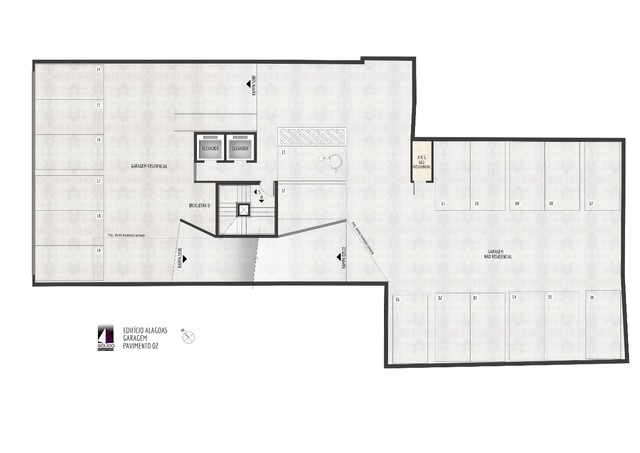 Apartamento à venda com 1 dormitórios em Savassi, Belo horizonte cod:700605 - Foto 19
