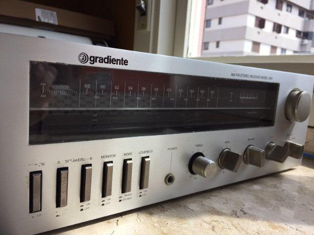 Receiver Gradiente Model 1060 - Foto 2