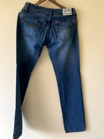 Calça Jeans Feranda Nunca Usada - Foto 2