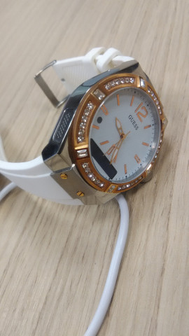 Guess Connect Bluetooth Hybrid Smartwatch Watch Read - Foto 3