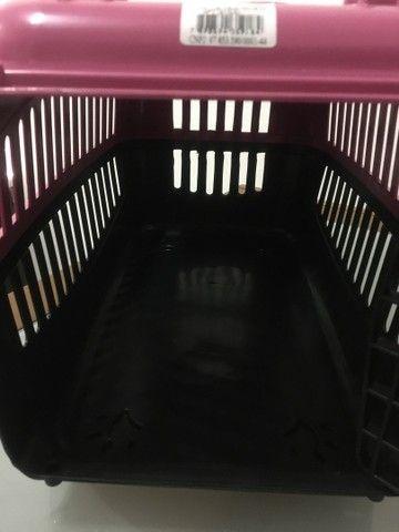 Caixa transportadora de animais pequeno porte N1 - Foto 5