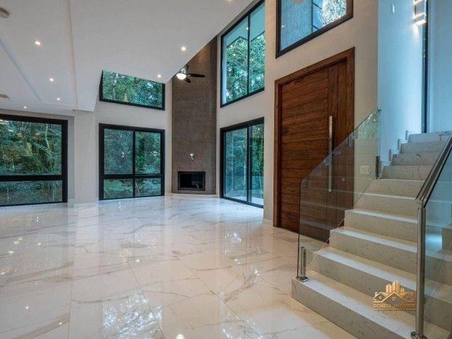 SCHELL IMÓVEIS vende, casa com 3 dormitórios (sendo 2 suítes), 348m² por R$ 3.300.000 - Ma - Foto 4