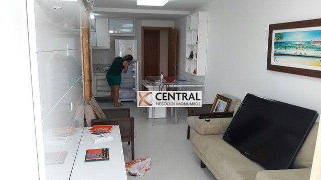 Apartamento para alugar, 50 m² por R$ 2.380,00/mês - Barra - Salvador/BA - Foto 2