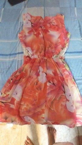 Vendo três vestidos de festa lindos - Foto 6
