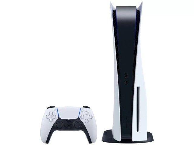 Playstation 5 PS5 Novo, Lacrado, Nota Fiscal e Garantia - 10x de 529,90 - Foto 5