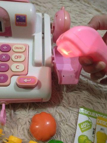 Caixa Registradora - Brinquedo - Foto 4