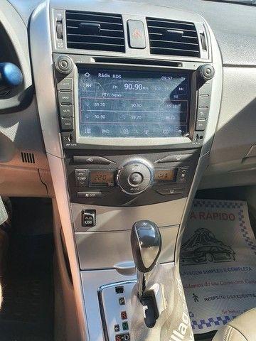 Corolla XEI flex Automático 2013 - Foto 6