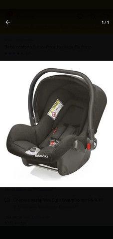 Carrinho para bebê e bebê conforto - Foto 2