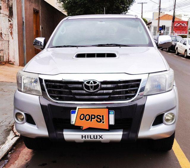 Hilux CD SR Com todos opcionais da SRV