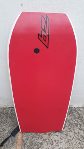 Prancha Bodyboard BZ + CAPA - Foto 2