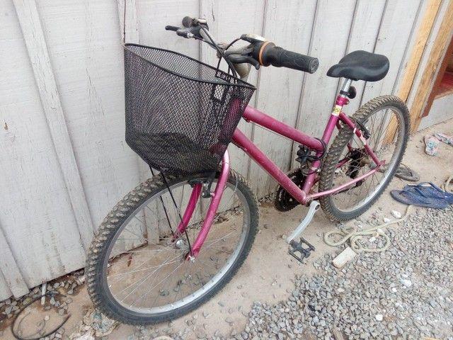 Vendo duas bicicletas em perfeito estado - Foto 5