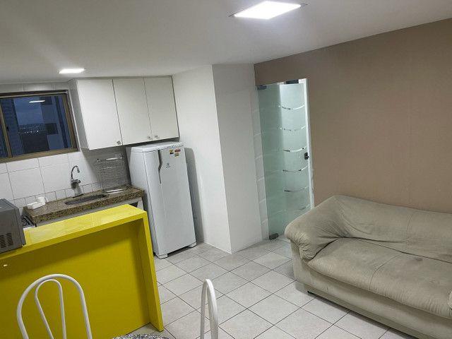 1 quartos, 30m2, mobiliado, com lazer em Boa Viagem  - Foto 2