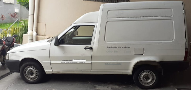 Fiorino Furgao Fiat Flex 1.3 - Foto 9