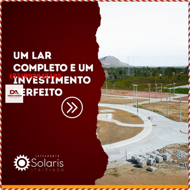 !! Loteamento Solares- em Itaitinga !! - Foto 7