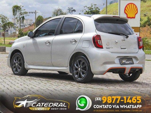 Nissan MARCH Rio2016 1.6 Flex Fuel 5p 2016 *Novíssimo* Aceito Troca - Foto 4