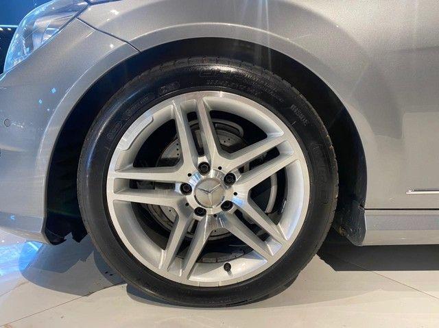 Mercedes-Benz C250 CGI SPORT 1.8 16V TB Automático 2013/2013 configuração Linda  - Foto 18