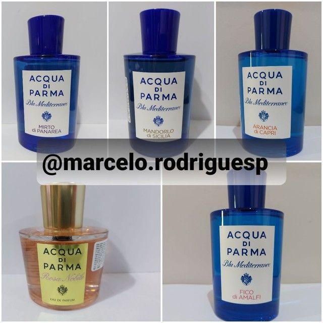 Perfumes Acqua di Parma novos!