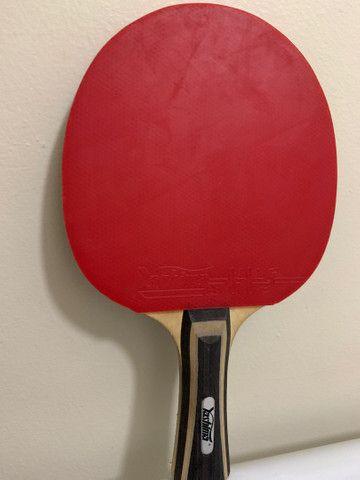 Raquete tênis de mesa Yashima xx5 nova