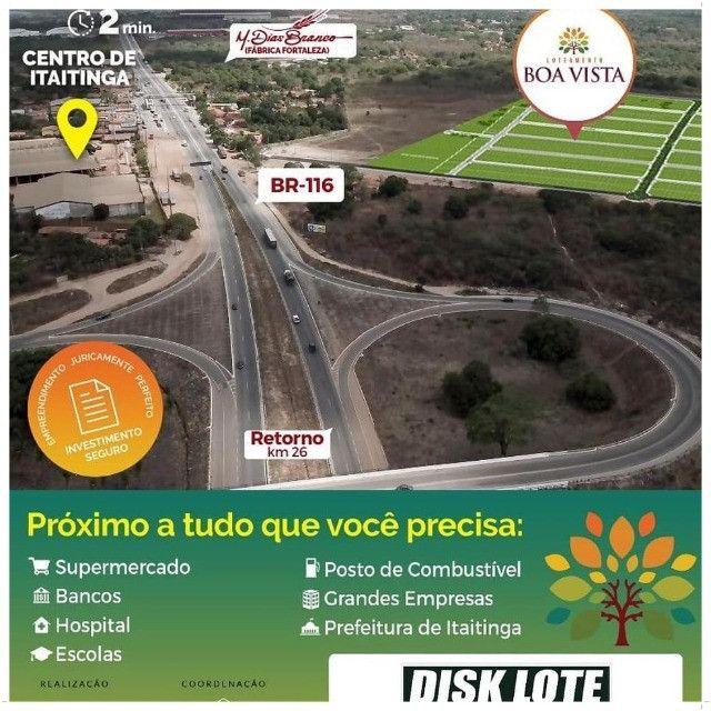 As margens da BR 116 >> Boa Vista > - Foto 12