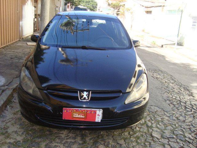 Peugeot 307 2.0 rallye 16v gasolina 4p automatico