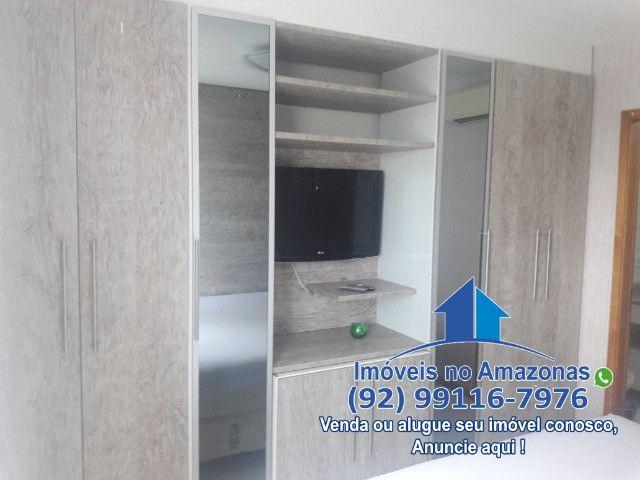 Salvador Dali (Adrianópolis): 03 quartos Mobiliado leia - Foto 3
