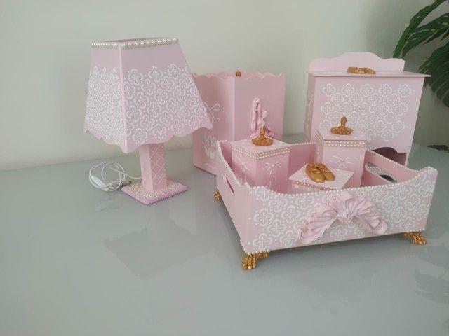 Kit higiene bebê luxo - Foto 5