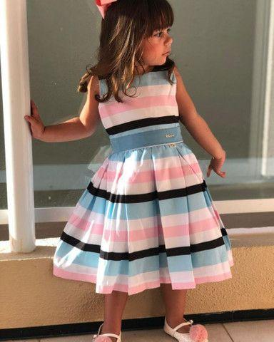 Vestido infantil tm:6anos - Foto 2