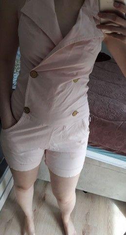 Vendo macacao e vestido novos  - Foto 2