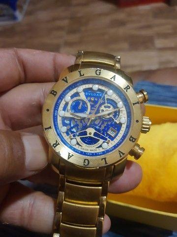 Relógio bvulgari original