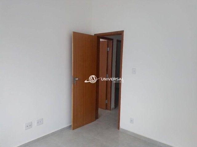 Apartamento com 3 quartos para alugar, 43 m² por R$ 750/mês - Centro - Juiz de Fora/MG - Foto 9